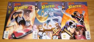Speed Racer Presents Racer X #1-3 VF/NM complete series - tommy yune   jo chen 2