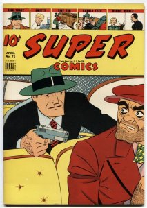 SUPER #71-1944-DICK TRACY-CLYDE BEATTY-LITTLE ORPHAN ANNIE-BRENDA STARR--DELL