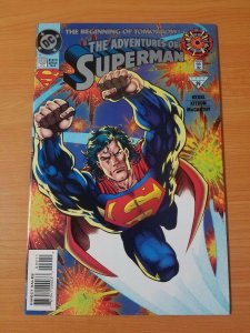 The Adventures of Superman #0 ~ NEAR MINT NM ~ 1994 DC COMICS