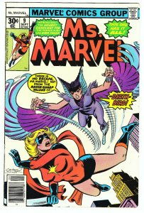 Ms. Marvel 9 -  1st App of Deathbird
