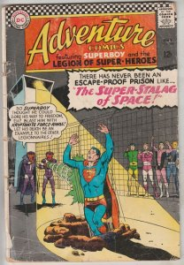 Adventure Comics #344 (May-66) VG Affordable-Grade Legion of Super-Heroes, Su...