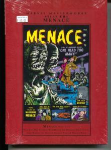 Marvel Masterworks Atlas Era Menace--#1-11-Color Reprints-Hardcover