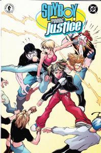 Spyboy/Young Justice #2