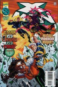 X-Man #14, NM (Stock photo)