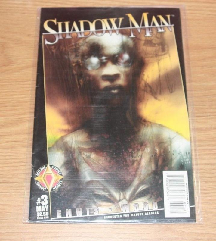 Shadowman comic #3 (May 1997, Acclaim / Valiant)