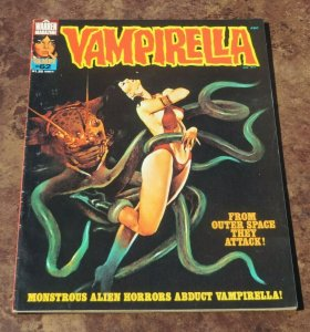 Vampirella #62 VF- 1977 Sci-Fi/Horror Magazine From Outer Space Vampi Abducted