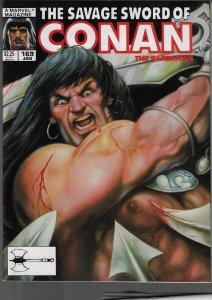 Savage Sword of Conan #169 (Marvel, 1990)