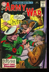 Our Army at War #138 (1964)