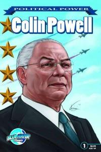 Political Power: Colin Powell #1, NM- (Stock photo)