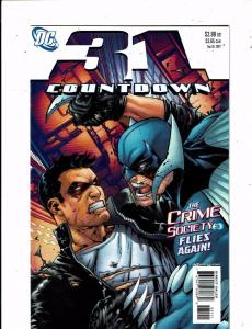 Lot of 5 Countdown DC Comic Books #31 32 33 34 35 Red Hood Donna Troy LH15