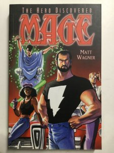 Mage The Hero Discovered Tpb Softcover Sc Near Mint Nm Image
