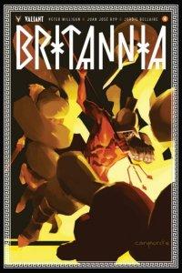 Britannia #4, NM (Stock photo)