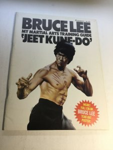 Bruce Lee Martial Arts Training Guide Jeet Kune-Do Fn Fine 6.0