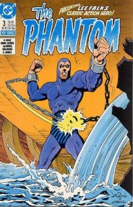 Phantom (1988 series) #3, VF+ (Stock photo)