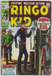 Ringo Kid   # 1 GD