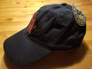 Drew Pearson Classic Retro DC Comics Hat NOS w/ Tags One Size