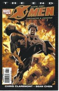 The End X-men #6