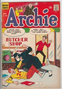 Archie #163 (Apr-66) FN Mid-Grade Archie