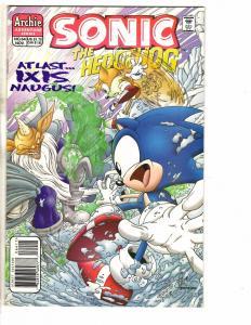 Sonic The Hedgehog # 64 NM Archie Adventure Series Comic Book Knuckles J233