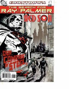 Lot Of 2 Comic Books DC Red Son #30 and Superwoman Batwomen #11 Batman LH17