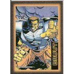 1993 Skybox Ultraverse: Series 1 BRUUT #52