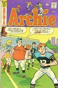 Archie Comics #250, VG- (Stock photo)