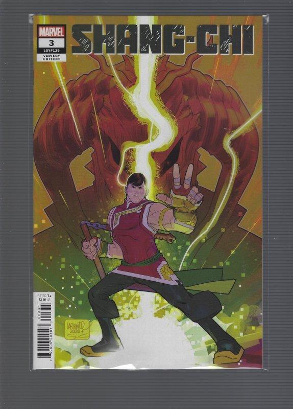 Shang-Chi #3 Variant