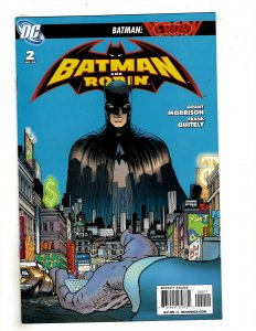 Batman and Robin #3 (2012) OF11