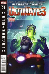 Ultimates (2011 series) #27, NM- (Stock photo)