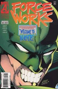 Force Works #18 FN; Marvel | save on shipping - details inside