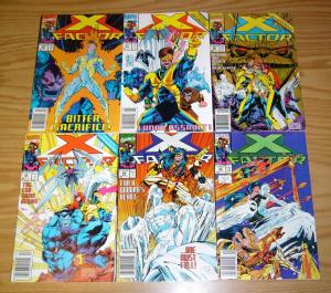 X-Factor 63 64 65 66 67 68 complete story apocalypse sends cable to future (news