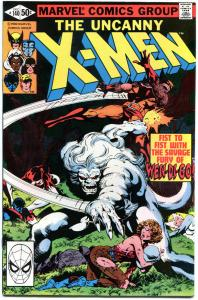 X-MEN #140, VF+, Storm, Wolverine, 1963, Alpha Flight, more Marvel in store