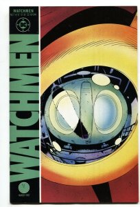 WATCHMEN #7 1987-DAVID GIBBONS-ALAN MOORE-DC COMICS NM-