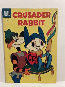 Crusader Rabbit #735