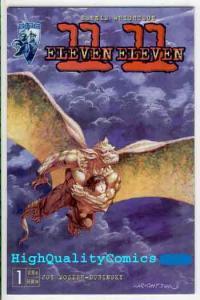 ELEVEN ELEVEN #1, NM, Bernie Wrightson, 1996, Crusade, 1111, more BW in store