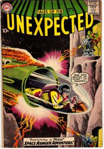 UNEXPECTED (TALES OF) 43 VG November 1959 Space Ranger