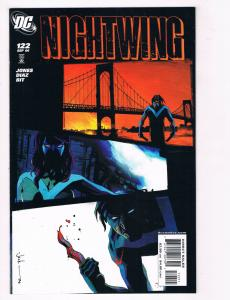 Nightwing #122 NM DC Comics Comic Book Batman JLA Sept 2006 DE28