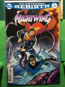 Nightwing #9 DC Universe Rebirth