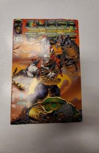 Cyber Force #3 (1993) NM Image Comic Book J676