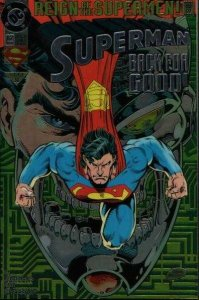 Superman #82 (ungraded) 2nd series stock image ID#B-4 /  002