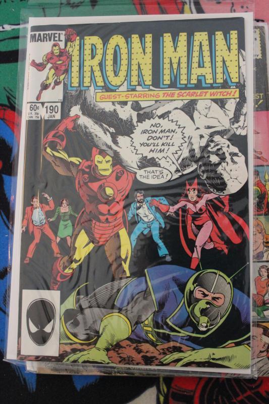 Iron Man 192  VF/NM