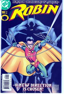 Robin(vol. 1)#72,90,91,92,93,94,96-97,100 Batman,No Man's Land,King Snake,Kobra!