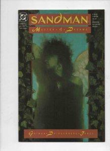 SANDMAN #8, VF, Neil Gaiman, Dringenberg, 1989, 1st Death, more Vertigo in store