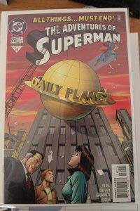 Adventures of Superman 562 9-4-nm