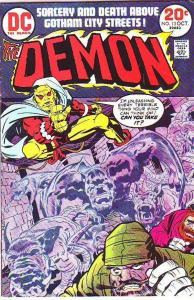 Demon, The #13 (Oct-73) VF/NM High-Grade Jason Blood, Merlin