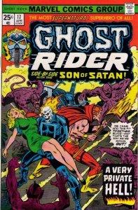 Ghost Rider #17 stock photo ID27B