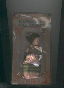 Muñecas Victorianas de Porcelana Kensington Collection modelo 02: La rica he...