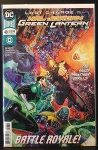 Hal Jordan and the Green Lantern Corps #48 (2018)