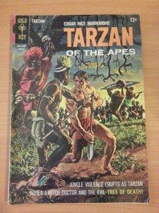 Tarzan of the Apes #151 ~ FINE - VERY FINE VF ~ 1965 Gold Key Comics