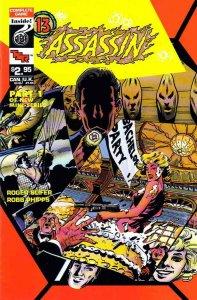 13: Assassin Comics Module #5 VG; TSR | low grade comic - save on shipping - det